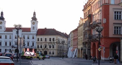 Mobile ad - mobile billboard Prague