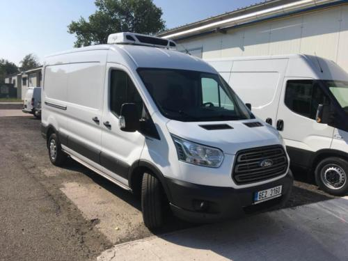 Ford Transit 2.0 EcoBlue 130 k front drive, euro 6