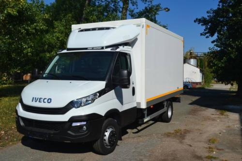 Iveco Daily Cooled superstructure