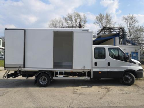 Iveco Daily Vehicle installation