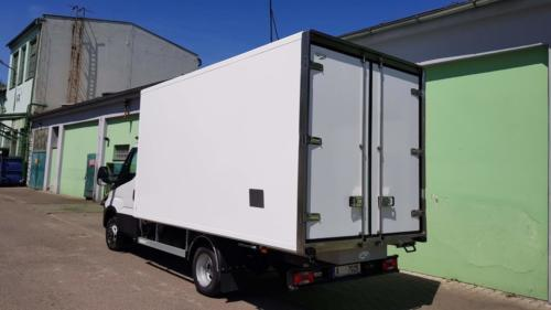 Iveco Daily installation