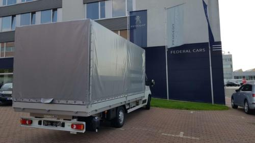 Special superstructures Peugeot Boxer