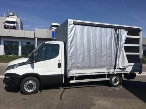 Special superstructure Iveco Daily