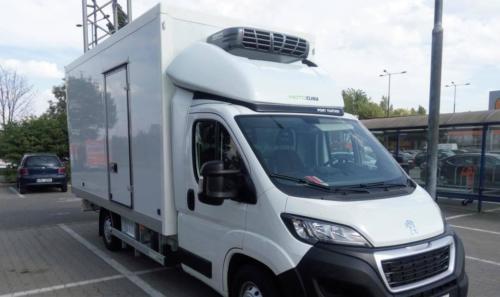 Kühlaufbau Peugeot