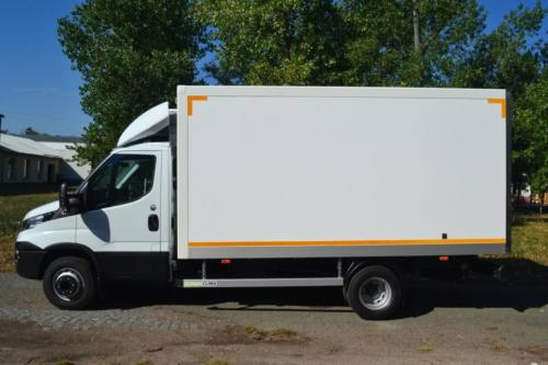 Isothermal box body Iveco Daily