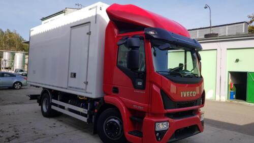 Nastavby-Iveco-Eurocargo