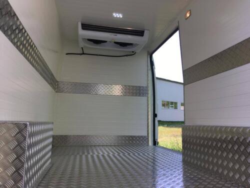 Refrigeration installation Pardubice
