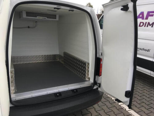 Refrigeration installation