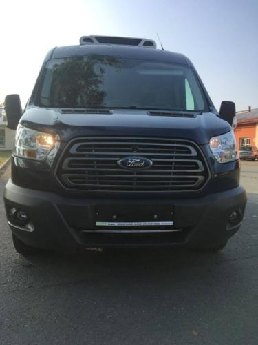 Ford Transit chladak