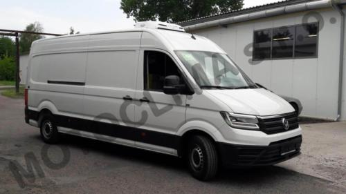 VW Crafter Refrigeration units for isothermal installation