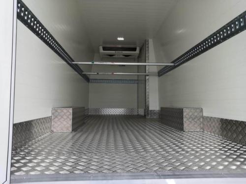 Einbau für Tiefkühltransporte Daily